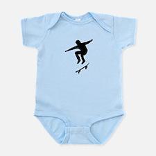 Skateboarder Infant Bodysuit