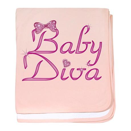 Baby Diva baby blanket
