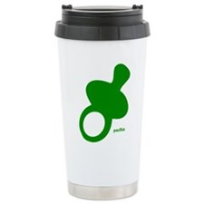 Unique Funny pacifiers Travel Mug