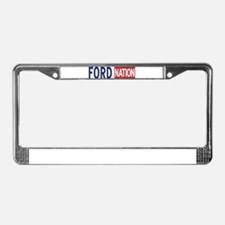 Cute Ford License Plate Frame