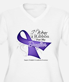 Daughter Hodgkins Lymphoma T-Shirt