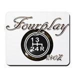 Shift Fourplay 240Z Mousepad