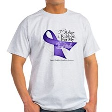 Dad Hodgkin's Lymphoma T-Shirt