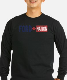 Ford_Nation Long Sleeve T-Shirt
