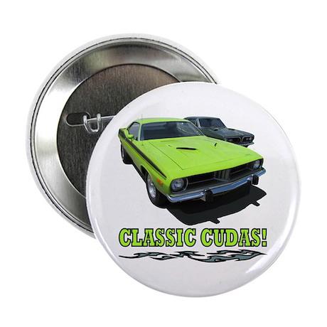 """CLASSIC CUDAS! 2.25"""" Button (100 pack)"""
