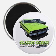 CLASSIC CUDAS! Magnet