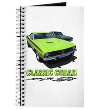 CLASSIC CUDAS! Journal