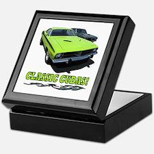 CLASSIC CUDAS! Keepsake Box