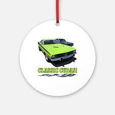 CLASSIC CUDAS! Ornament (Round)
