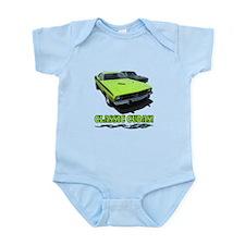 CLASSIC CUDAS! Infant Bodysuit