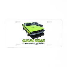 CLASSIC CUDAS! Aluminum License Plate