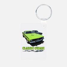 CLASSIC CUDAS! Keychains