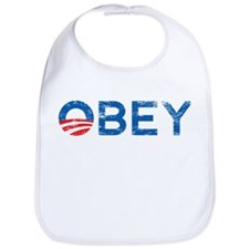 OBEY Obama Bib