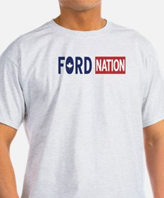 Ford_For_Mayor-8x10_apparel_03(1) T-Shirt