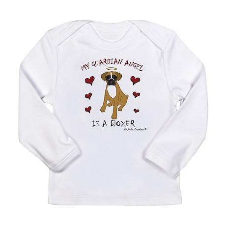 boxer Long Sleeve Infant T-Shirt