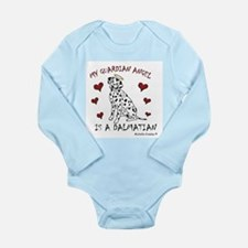 dalmatian Long Sleeve Infant Bodysuit