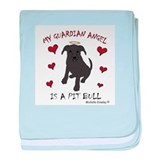 Pit bull baby items Cotton