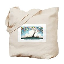 Magical Reading Tree Tote Bag