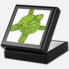 Turtle Robot Keepsake Box