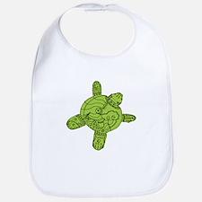 Turtle Robot Bib