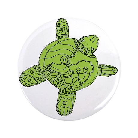 "Turtle Robot 3.5"" Button"