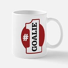 #1 Goalie Mug
