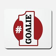 #1 Goalie Mousepad