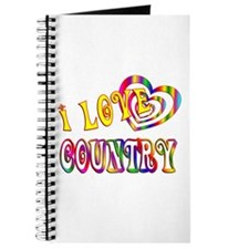 I Love Country Journal