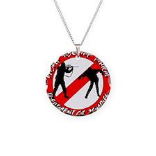 P.E.T.Z. Logo Necklace
