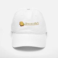 Sammich Baseball Baseball Cap