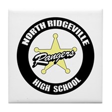 North Ridgeville Tile Coaster