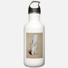 Ballet Pointe Shoes Water Bottle