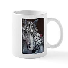 Pierrot and Horse Mug