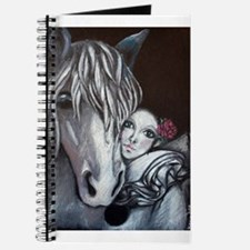 Pierrot and Horse Journal