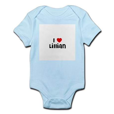 I * Lillian Infant Creeper