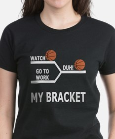 March Madness Skip Work Tee