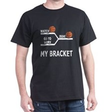 March Madness Skip Work T-Shirt