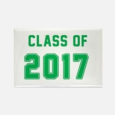 Class of 2017 - Green Magnets