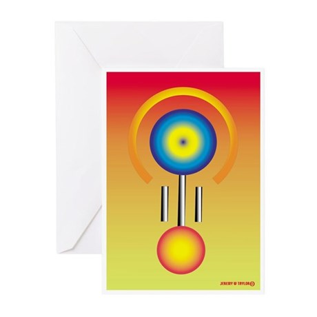 Crop Circle Greeting Cards (Pk of 20)