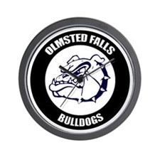 Olmsted Falls Wall Clock