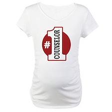 #1 Counselor Shirt
