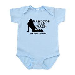 Handjob Car Wash Infant Bodysuit