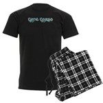 Cane Corso Men's Dark Pajamas