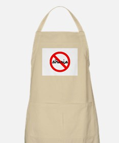 OPPOSE SHARIA LAW Apron