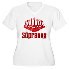 Sopranos Ukuleles T-Shirt