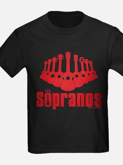 Sopranos Ukuleles T