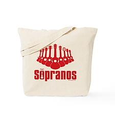 Sopranos Ukuleles Tote Bag
