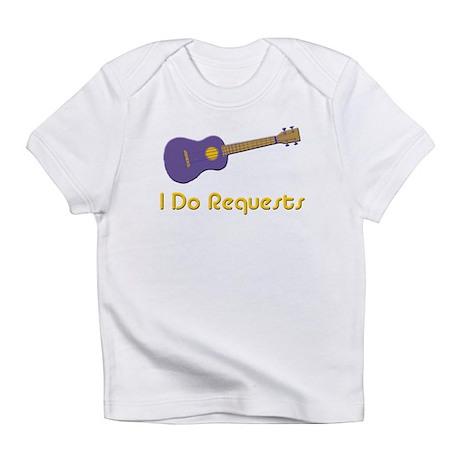 funny ukulele Infant T-Shirt