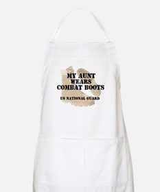 My Aunt Wears NG DCB BBQ Apron