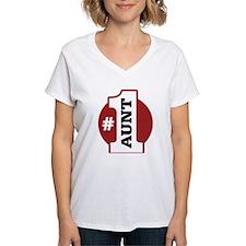 #1 Aunt Shirt